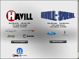 Havill Spoerl Motor Sales 1121 S Main St Jefferson Jefferson